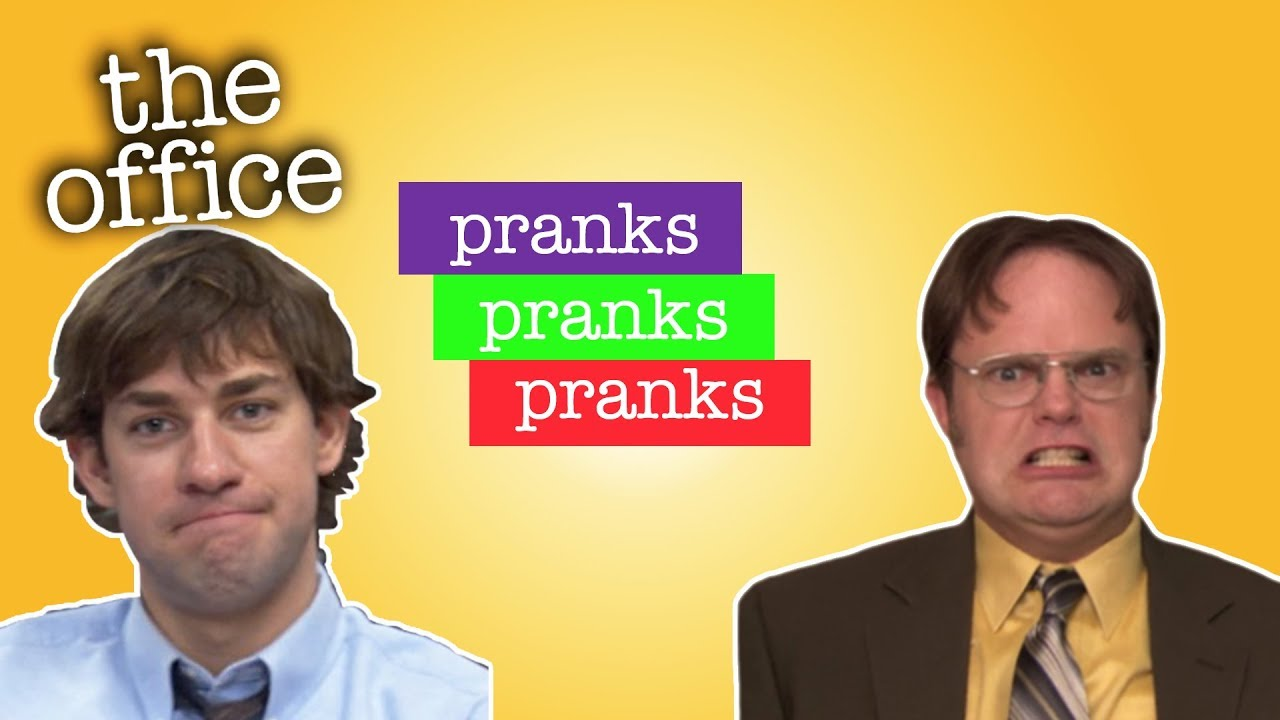PRANKS, PRANKS, PRANKS  - The Office US