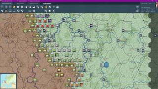 War In The West Tutorial Ground Logistics
