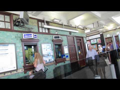 Walk Around Willesden Green Tube Station in London