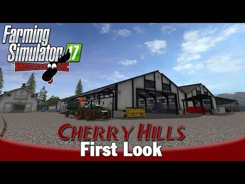 Farming Simulator 17 | Mod Showcase | Cherry Hills by Stevie