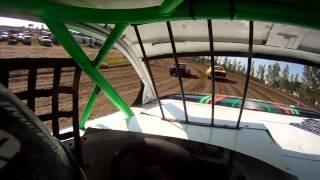 VIKING SPEEDWAY STREET STOCK HEAT RACE 6-9-12