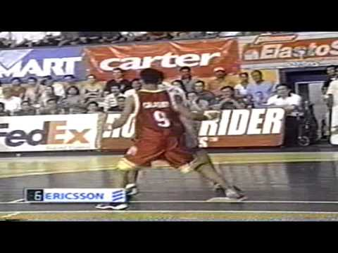 MBA 2000 Northern Conference Finals San Juan vs  Manila Game 4