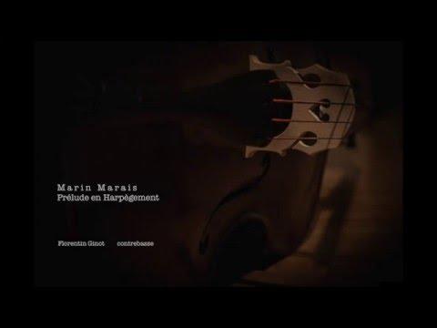 Marin Marais : Prélude en Harpègement
