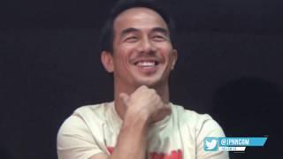 Joe Taslim Tak Mau Disamakan Dengan Jackie Chan - JPNN.COM