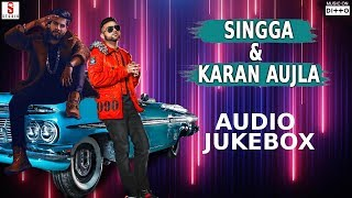 SINGGA & KARAN AUJLA - Top Hit Songs All In One   Audio Jukebox   ST Studio   Ditto Music