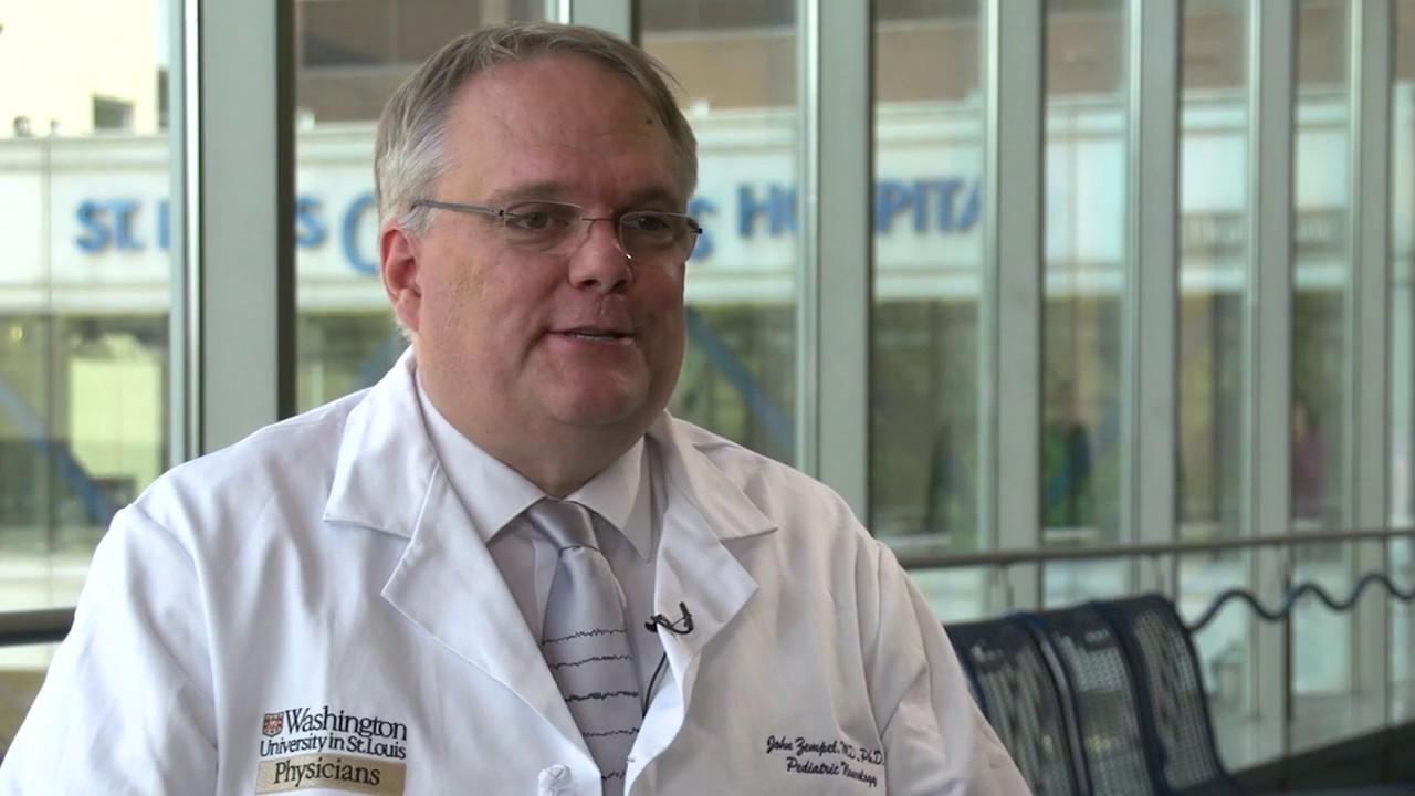 Dr  John Zempel, Pediatric Neurologist, St  Louis Children's Hospital