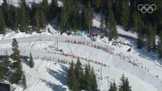 Cross Country Skiing Men 30KM Pursuit Complete Event | Vancouver 2010