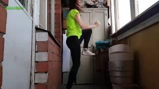 Специальные беговые упражнения: Бег С Высоким Подниманием Бедра / Тренировка / Разминка / Спорт