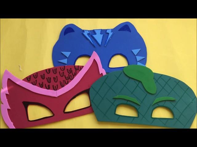 pj masks ¡¡ mascaras¡¡
