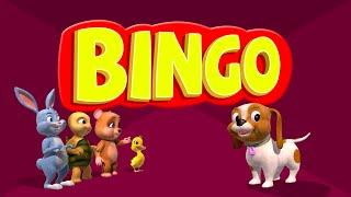 BINGO Nursery Rhyme for Children