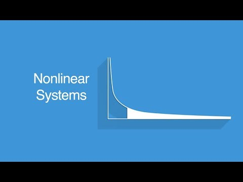 Nonlinear Systems 7: Long Tail Distributions