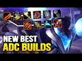 New Best Builds for ALL ADCs in Patch 8.11