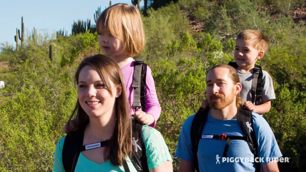 Best Standing Child Carriers for Hiking, Traveling