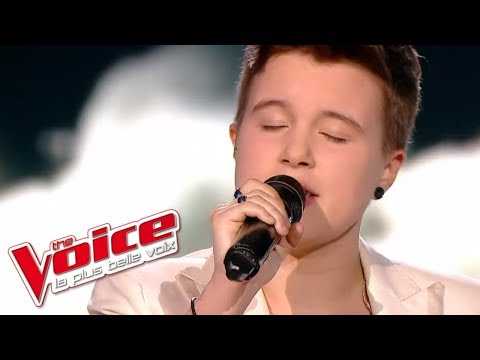 The Beatles – Let it Be | Loïs Silvin | The Voice France 2013 | Finale