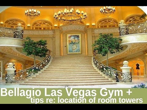 Bellagio (Vegas) GYM and tips if you stay at Bellagio from top-buffet.com