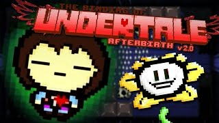 CRYING WITH DETERMINATION! | The Binding of Undertale #1