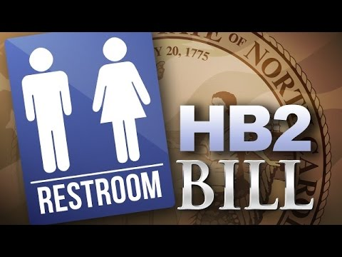 Nc hb2 transgender bathroom bill repeal implodes youtube for Transgender bathroom laws by state