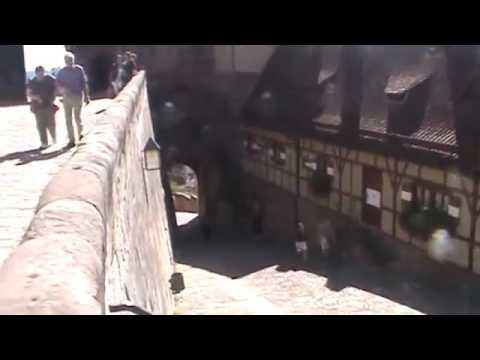 Nuremberg Castle Germany