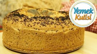 osmanlı ekmeği tarifi ev yapımı