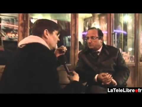 FRANCOIS HOLLANDE: THE GOVERNMENT «INVENTS» TERRORISTS