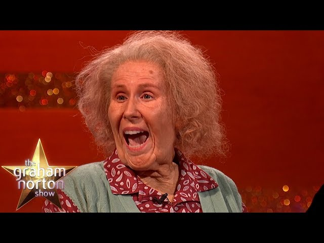 Catherine Tate's Nan Returns to Take Over The Red Chair! | The Graham Norton Show