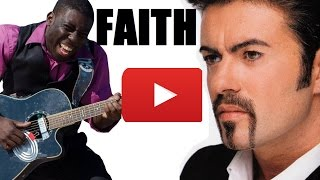Guitaro 5000 plays Faith by George Michael