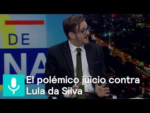 El polémico juicio contra Lula da Silva - Es la hora de opinar - 10 de abril del 2018