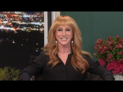 Kathy Griffin Makes Her 'Fashion Police' Debut – How Did She Do?