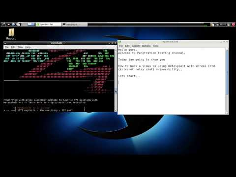 penetration-testing-tutorial-on-linux-os-with-metasploit-using-unreal-ircd-vulnerability