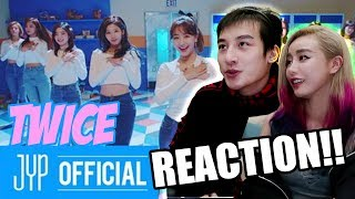 TWICE Heart Shaker REACTION Wengie & Prince Mak Ft. Jackson Wang