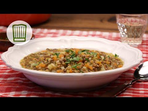 Feine Linsensuppe Rezept #chefkoch
