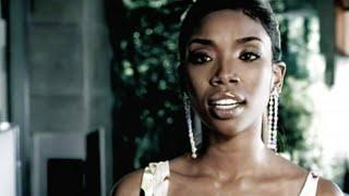 Смотреть клип Brandy Ft. Kanye West - Talk About Our Love