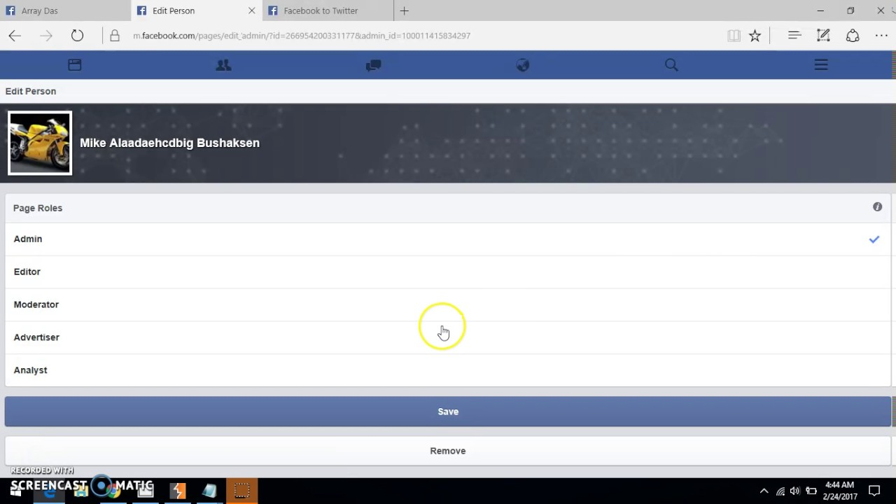 Bug Bounty: Oauth token validation bug in Facebook $500 worth