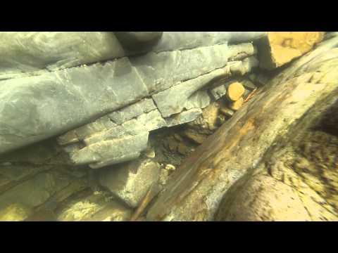 Gold dredging on snipetown claim part 2