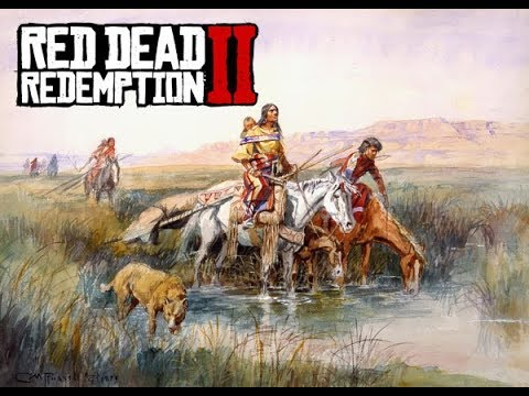 Red Dead History: The Lakota & Reservations