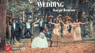 Imaikkaa Nodigal   Neeyum Naanum Karan Romina Wedding