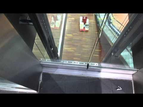 "Lift AS Aufzüge @ shopping mall ""Clara-Huus"", Basel Switzerland"