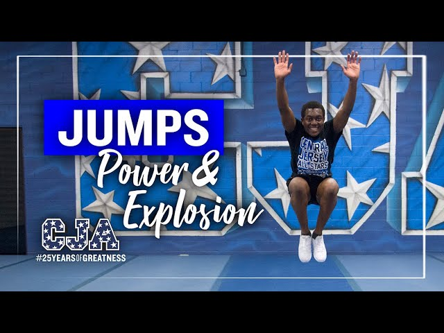 Jumps Power & Explosion
