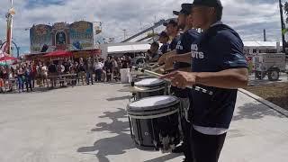 416BEATS , Toronto Argonauts Drumline 2017.