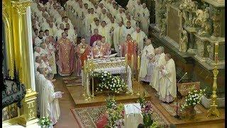 Uroczysta inauguracja V Synodu Diecezji Tarnowskiej