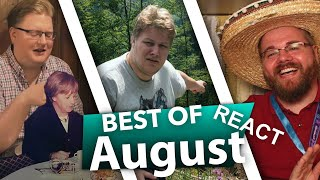 React: PietSmiet Best of August 2018
