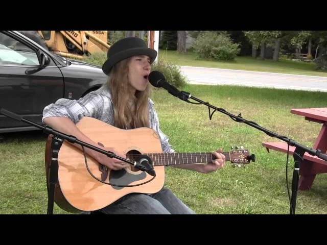 """Any Of My Trouble"" - Original Song by Sawyer Fredericks"