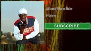 Alioune Mbaye Nder - Président