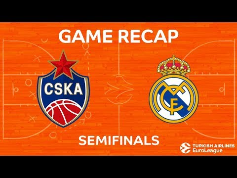 Highlights: CSKA Moscow - Real Madrid