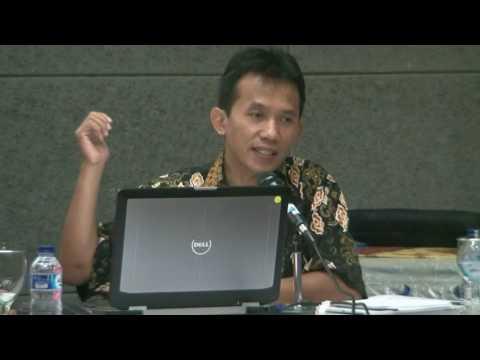 Simposium Internasional ke 16 Pernaskahan Nusantara: Prof. Dr. Oman Fathurahman, M.Hum