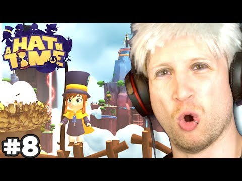 A Hat in Time - Gameplay - Part 8 - FREE ROAM!?