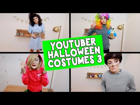 Download Youtube: YOUTUBER HALLOWEEN COSTUMES 3 // Grace Helbig