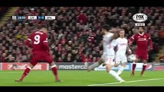 Liverpool 7-0 Spartak Moscow All Goals  Extended Highlights UCL 06/12/2017 HD
