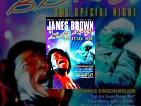 James Brown & B.B. King - Legends in Concert