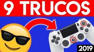 NUEVOS ¡TRUCOS & HACKS! del DUALSHOCK 4 PS4 | Hacks OCULTOS del Mando PlayStation 4 (NUEVO 2019)